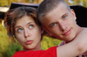 bror och syster sommar 2009